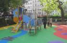 Paris 9ème - Square Montholon