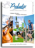 Proludic Playground Equipment Catalogue Front Page