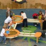 proludic playground being used at Welland Park