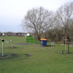 Proludic play equipment in Bingham
