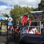 Proludic playground equipment at RAF Brize Norton