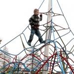 Proludic frame climbing