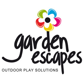 garden escapes outdoor play solutions small square logo