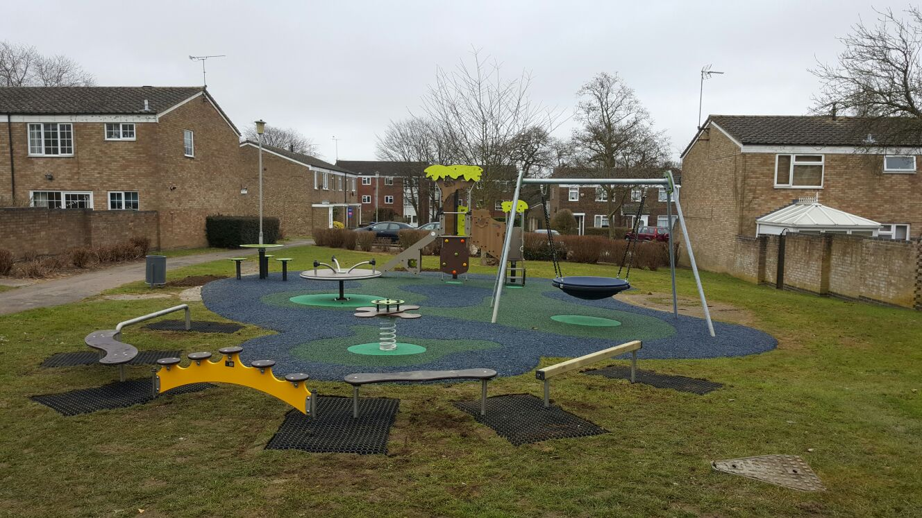 Summerfields Play Area Hatfield Proludic Uk Play Areas