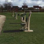 Penwortham Town Council Shoulder Press Urbanix Outdoor Gym Equipment Image 2