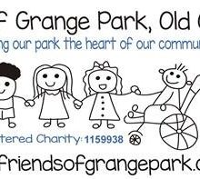 Old Couldson New Inclusive Playground Image 2 Friends of Grange Park Logo