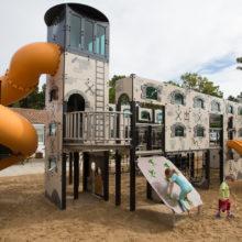 Fort Boyard Playground Design and Play Equipment Image 13