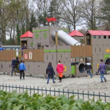 Robin Hood is Invited To Posthoorn Campsite Adventure Play Play Area Image 7