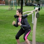 Jubilee Park Green Gym Knowsley Outdoor Gym Equipment Example of Excellence Image 6