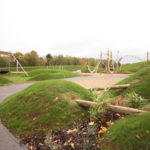 Higher Holway Taunton Deane Landscape Architecture Proludic Play Equipment and Playground Design