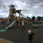 Great Gedling Site Opening for New Play Area Image 9