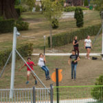 Great New Playground in France Image 11 Children Playing on Dynamic Swing Adventure Play Play Park