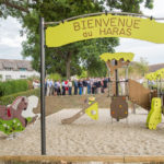 Great New Playground in France Image 6 Bienvenue au Haras Sign