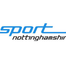 Sport Nottinghamshire Awards White Square Logo