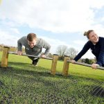 HarpendenTownCouncil Picture 4 Proludic Outdoor Gym Equipment in Use