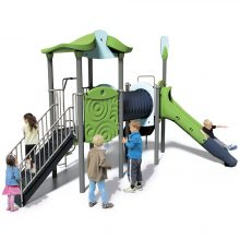 graphic of kidzy range example of proludic play equipment for children's play areas first of montage primo pour montage