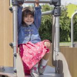 menish site play area image 1 girl on slide