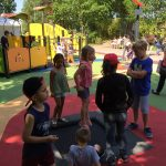 grande synthe inaugurated inclusive and accessible play area image 4 trampoline