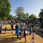 Rochefort example of proludic playgrounds innovative children's play equipment inaugurated navy garden image 3