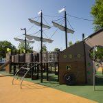 Rochefort example of proludic playgrounds innovative children's play equipment inaugurated navy garden image 11