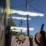 Rochefort example of proludic playgrounds innovative children's play equipment inaugurated navy garden image 8