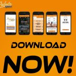 DOWNLOAD NOW call to action for the Proludic Sport App Large Orange Square