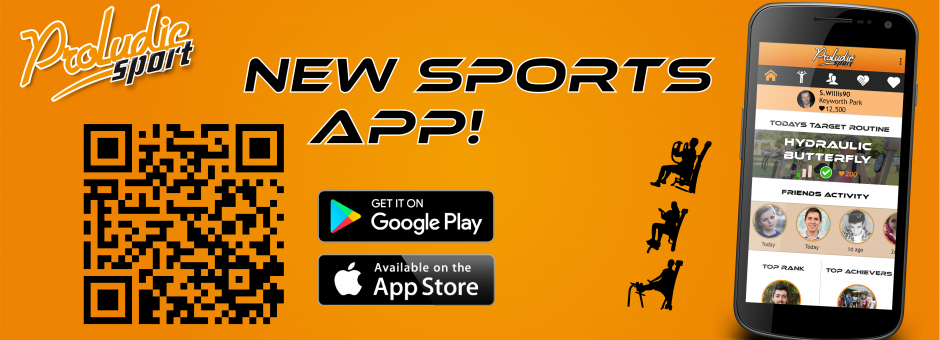 Download the Proludic Sports App