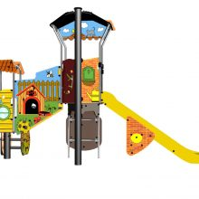 Farm Unit Proludic Playground Equipment graphic