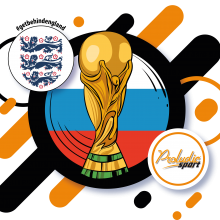 Proludic Sport World Cup 2018 Promotion Get Behind England