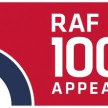 RAF100 Appeal Red Graphic