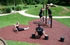 Welland Park - Social Fitness Zone