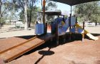 QLD - Lions Park, Chinchilla playground