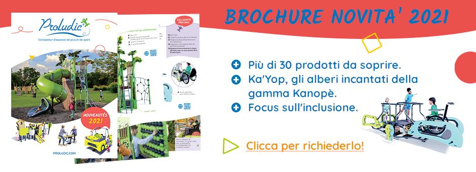 Brochure Nuovi Prodotti