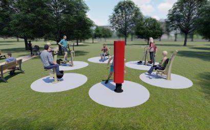 Area Fitness Outdoor - Taglia L.