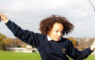 Outdoor sportveld, sporttoestel of fitnessapparatuur voor jong en oud