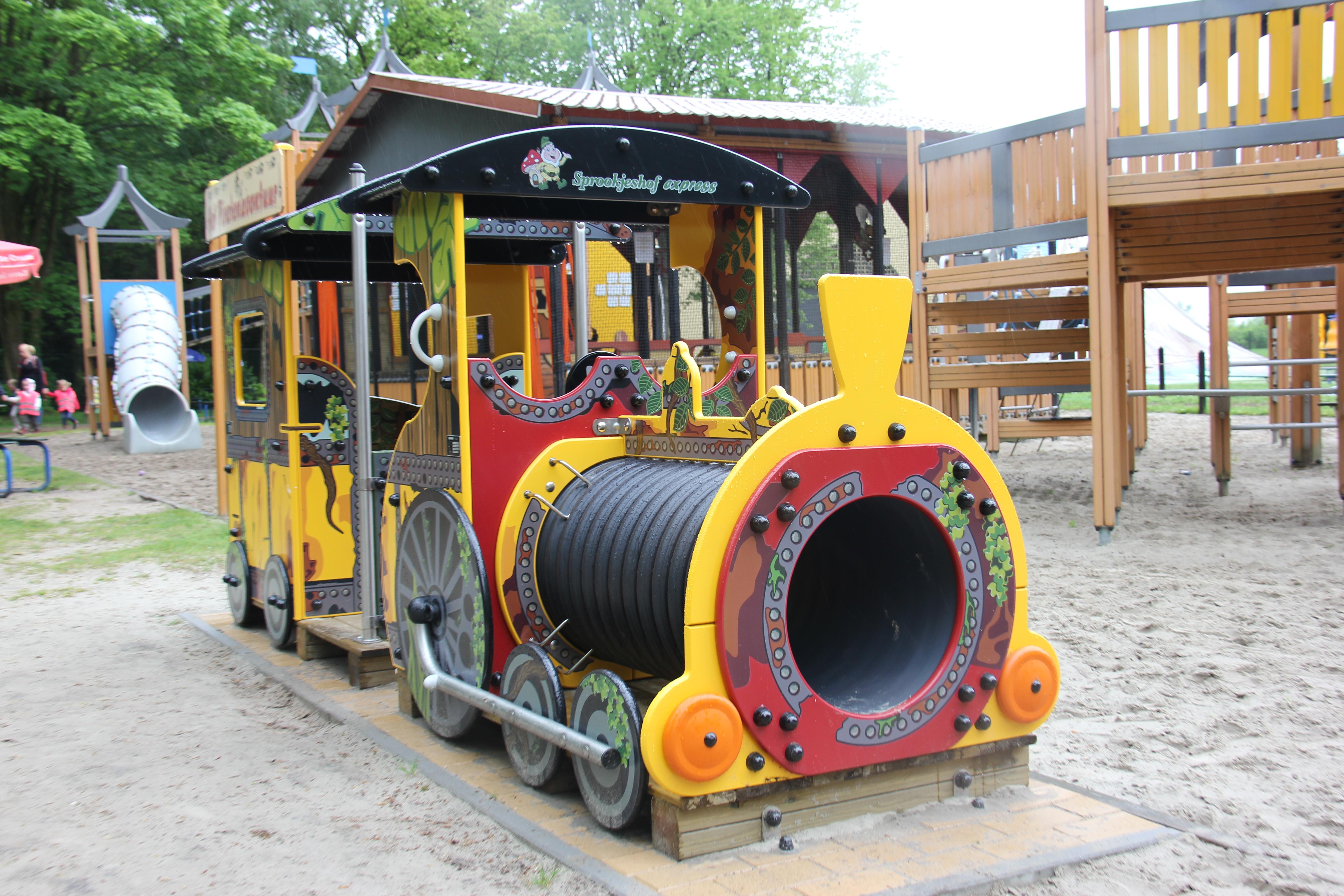 trein sprookjeshof