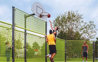 Outdoor Sport- & Fitnessapparatuur
