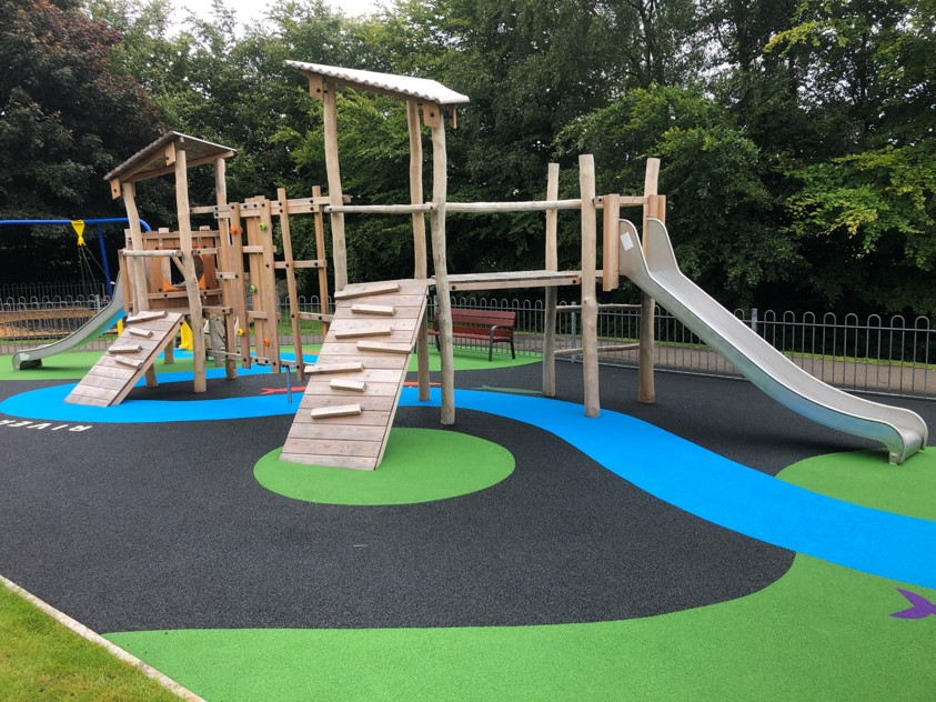 Banton Play Area
