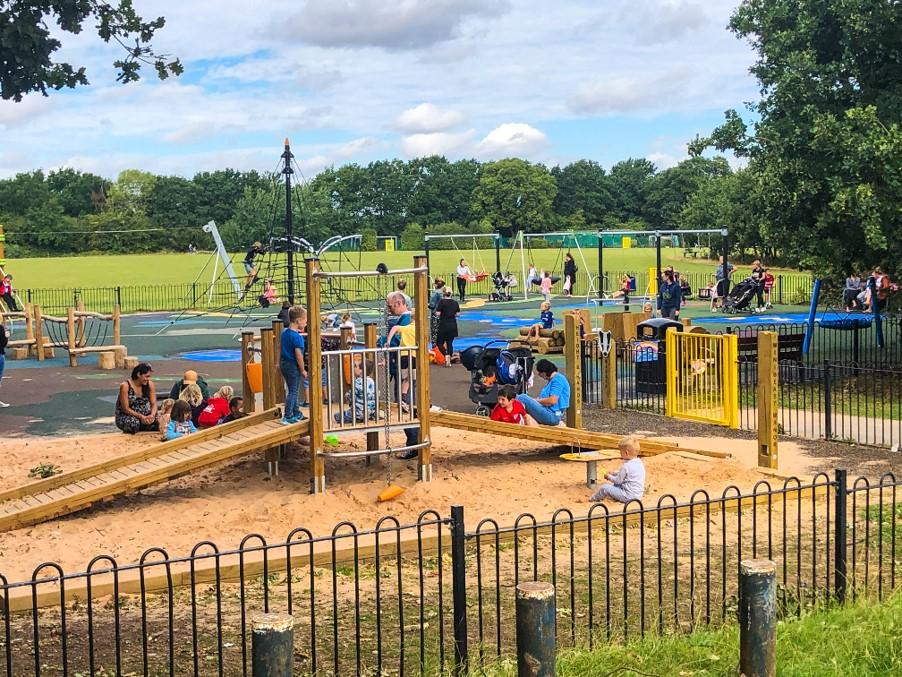 Churchfields Recreation Ground