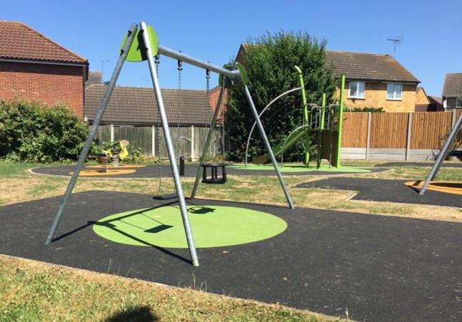 Heybridge Play Area