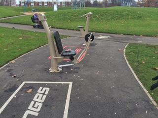 Knowsley - Memorial Park