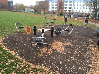 Knowsley Borough Council - King George V Park
