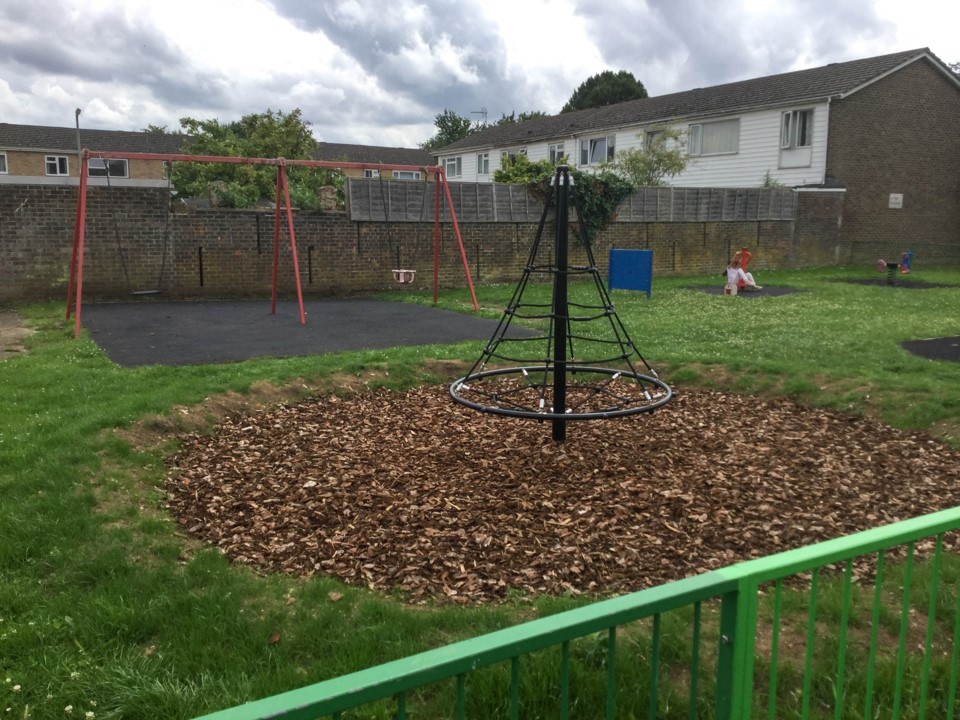 Moorland Road Play Area, Witney
