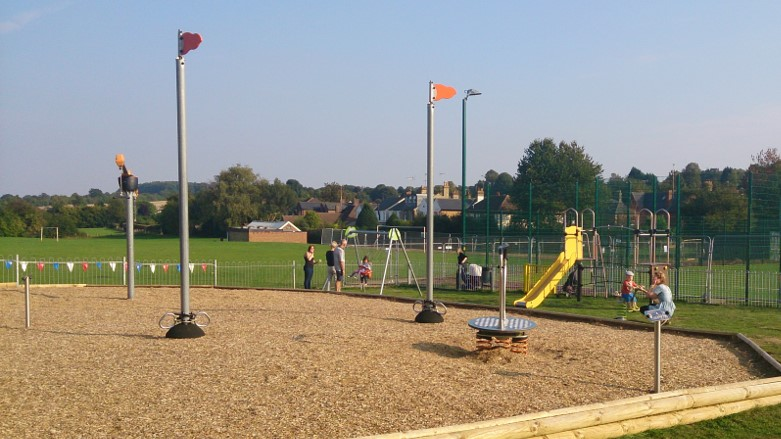 Marford Road Play Area