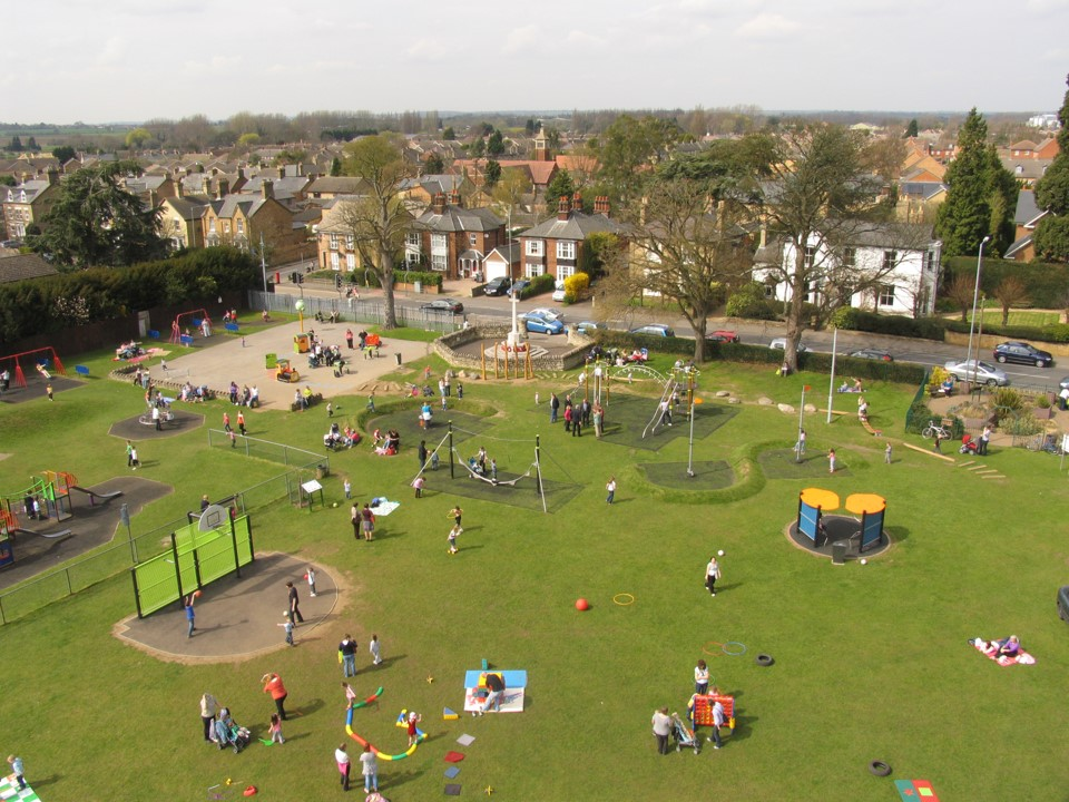 Bedford Road Play Area