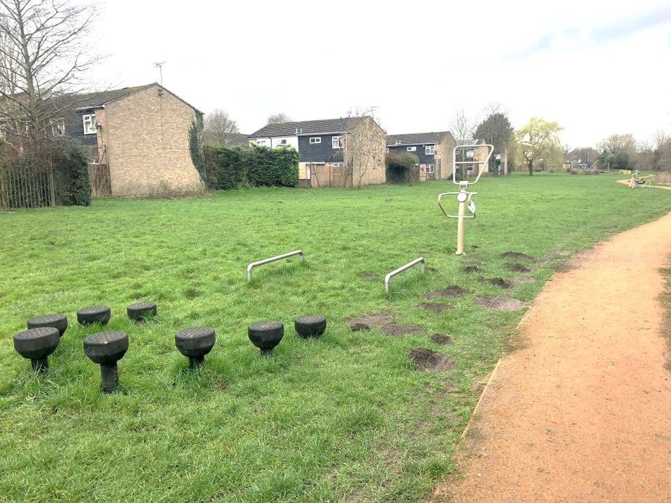 Fettiplace Recreation Ground
