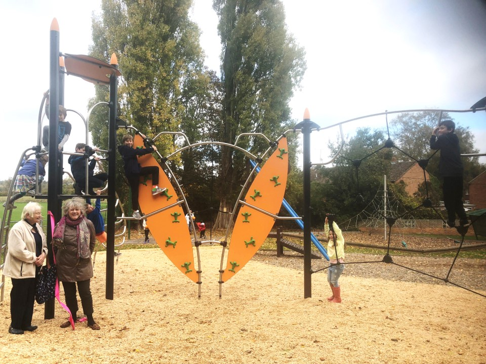 Henley Road Play Area