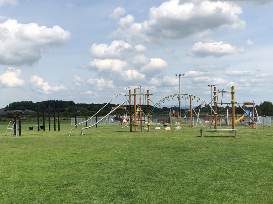 Bridges Play Area