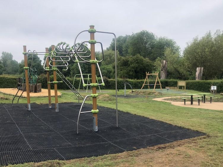 Marquis Lane Play Area