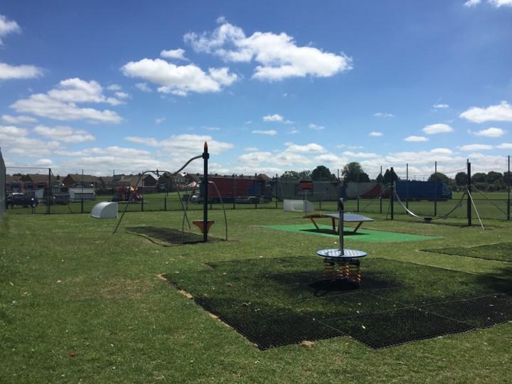 Milton Recreation Ground